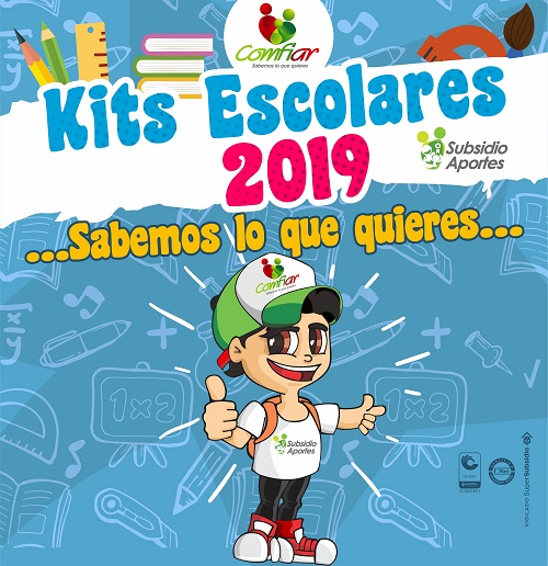 Temporada de Kits Escolares 2019